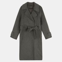 와이드 카라 트렌치 코트 TUJW20N01