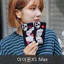 와프 아이폰XS Max WMM 석고상 하드케이스