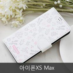와프 아이폰XS Max WMR 스프링 다이어리케이스