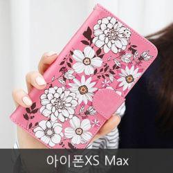 와프 아이폰XS Max WMP 클래식 다이어리케이스