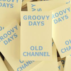 GROOVY DAYS DIARY - Butter