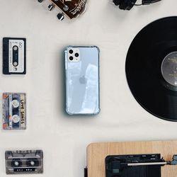 갤럭시노트9 컬러풀 코쿤 커버 심플 젤리 케이스 P556