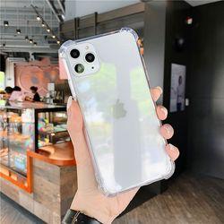 아이폰7플러스 컬러풀 코쿤 커버 젤리 케이스 P556
