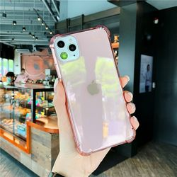 아이폰8플러스 컬러풀 코쿤 커버 젤리 케이스 P556