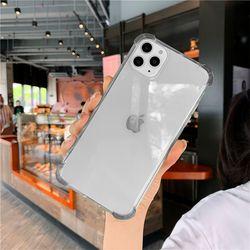 아이폰6S 컬러풀 코쿤 커버 심플 젤리 케이스 P556