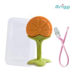 [앙쥬] 오렌지 치발기 집게+케이스포함
