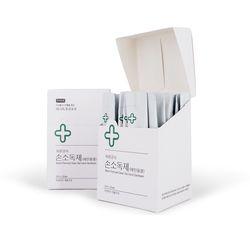 프로폴리스 휴대용손소독제 2ml x 30개입 에탄올 70