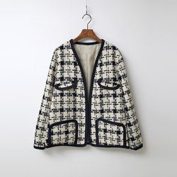 N Cream Tweed Jacket