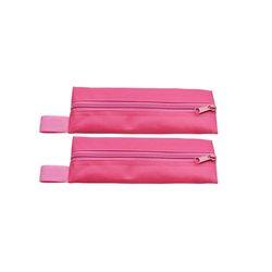 휴대용 도시락 수저집 (소-핑크) 2개