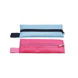 휴대용 도시락 수저집 (소) 핑크1개 블루1개 총2개