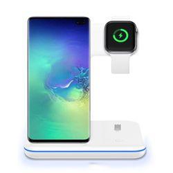 아이폰 3IN1무선충전거치대 GY-Z5