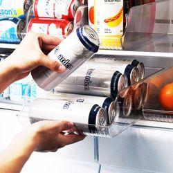 클리어 냉장고 트레이 (대형)
