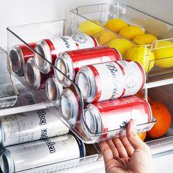 클리어 냉장고 트레이 (소형)