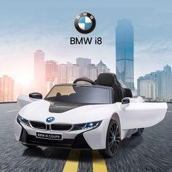 씨투엠뉴 BMW i8 최신상 풀옵션 유아전동차 아기자동차
