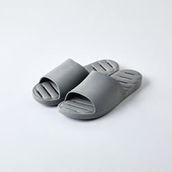 착붙는 PVC 논슬립 욕실화 그레이