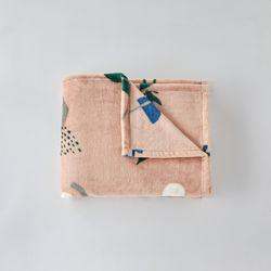 밍크극세사 에이든 담요 핑크 150X200
