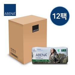 아베나 라이트 패드 여성용 노멀 1박스(12매x12팩)