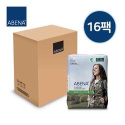 아베나 라이트 패드 여성용 미니플러스 1박스(16매x16팩)