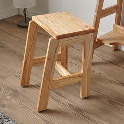 제나 원목 의자 LVK018