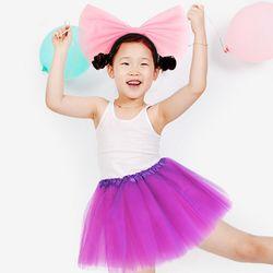 마법소녀 치마 리본머리띠 의상set