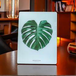 북유럽 모던 보타니컬 식물 인테리어 탁상 액자