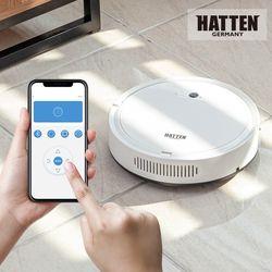 [하덴] 스마트 원격제어 습건식 로봇 청소기