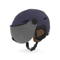 VUE MIPS (아시안핏) 바이저 보드스키 헬멧 - MATTE MIDNIGHT