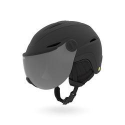 VUE MIPS (아시안핏) 바이저 보드스키 헬멧 - MATTE BLACK