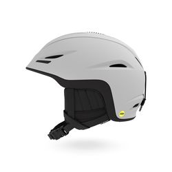 UNION MIPS (아시안핏)  보드스키 헬멧 - MATTE LIGHT GREY