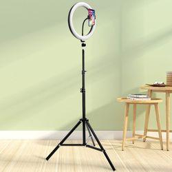 삼각대 LED 링라이트 사진 촬영 보충 링조명 LIGHT33