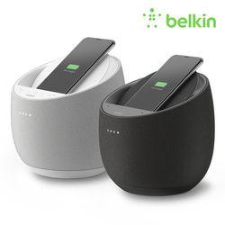 벨킨 드비알레 음향기술 AI 스피커 무선충전 G1S0001kr