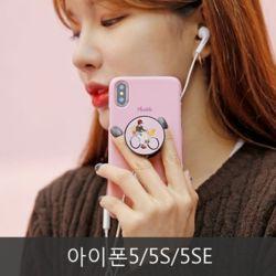 와프 아이폰5/5S/5SE WNZ 바이크 그립톡케이스