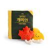 책 속의 낙엽 바스락 노즈워크 장난감