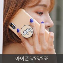 와프 아이폰5/5S/5SE WPN뚱냥이 그립톡케이스