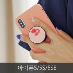 와프 아이폰5/5S/5SE WQB 꽃길 그립톡케이스