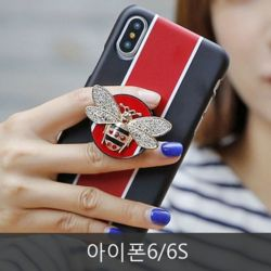 와프 아이폰6/6S WPR 허니비 그립톡케이스