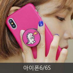 와프 아이폰6/6S WPS 다이노 그립톡케이스