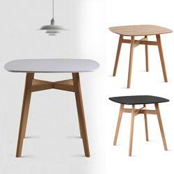 루턴 2인용 식탁 테이블(3종색상)