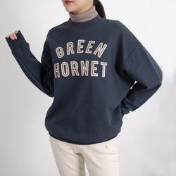 P9295 그린호네트 맨투맨 티셔츠