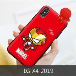 와프 LG X4 2019 WPZ 굿마블 카드범퍼케이스