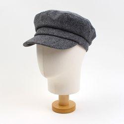 Mild Wool Gray Marine Cap 마린캡