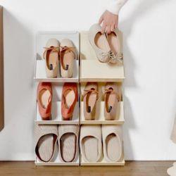 키밍 조립 신발장 현관 오픈형 슈즈랙