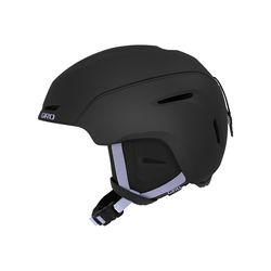 AVERA AF (아시안핏) 여성용 보드스키 헬멧- MAT BLK FLF PUR