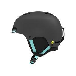 LEDGE MIPS AF(아시안핏) 보드스키 헬멧 - MATTE CHARCOAL COOL