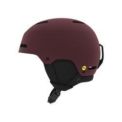 LEDGE MIPS AF(아시안핏) 보드스키 헬멧 - MATTE OX RED
