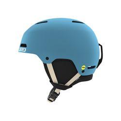 LEDGE MIPS AF(아시안핏) 보드스키 헬멧 - MATTE POWDER BLUE