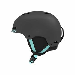 LEDGE 보드스키 헬멧 - MATTE CHARCOAL COOLBREEZE