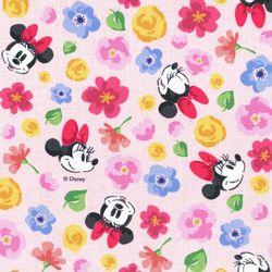 디즈니 리폼 패브릭 스티커 - 미키 로맨틱 A4