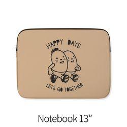 happy days (노트북 13인치 파우치)