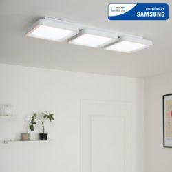 LED 브리오 3등 주방등 50W
